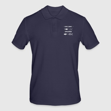 dont panic organise - Men's Polo Shirt