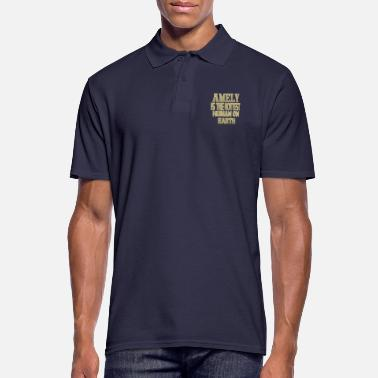 Am Amely - Men's Polo Shirt