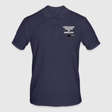 FARMER, ALWAYS IN THE COUNTRYSIDE! - WORDS OF WORDS - Men's Polo Shirt
