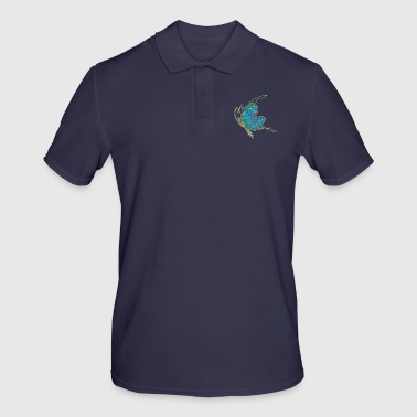 papillon celtic - Polo Homme