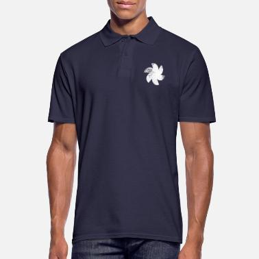 Shape SHAPES SHAPES GRUNGE - Polo Homme