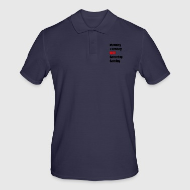 WTF week? - Men's Polo Shirt