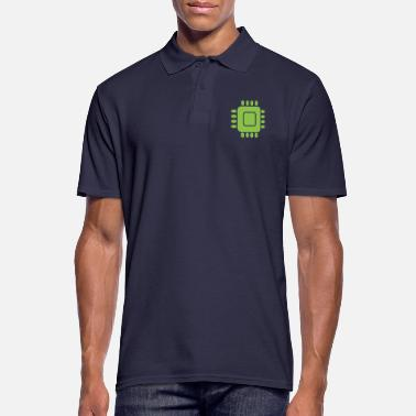 Chip chip. - Men's Polo Shirt