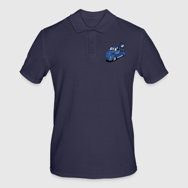 Mechanic My little world - Men's Polo Shirt