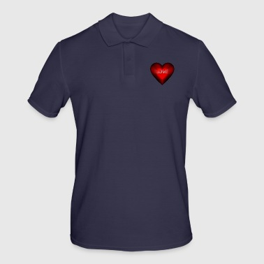ZooM The Un Corazon - Herre poloshirt