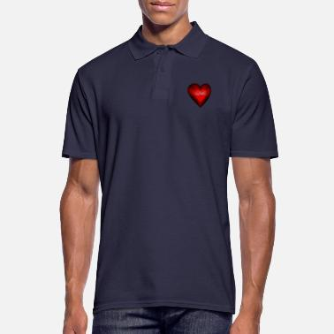 Corazon ZooM The Un Corazon - Herre poloshirt