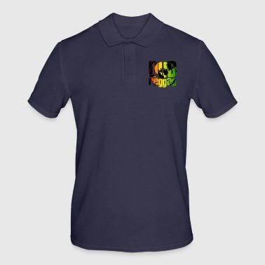 Dub Dub reggae - Men's Polo Shirt