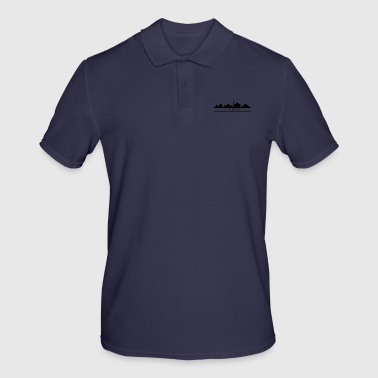 cairo skyline - Men's Polo Shirt