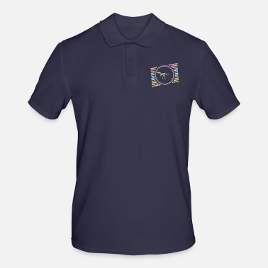 Dinosaur dinosaur - Men's Polo Shirt
