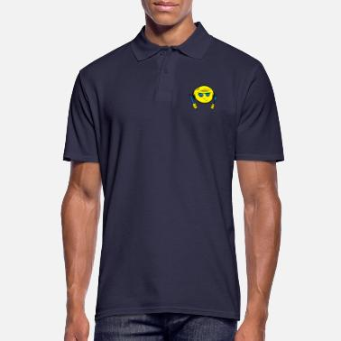 Crook hungry crooks - Men's Polo Shirt