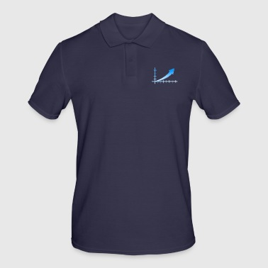 stock market - Men's Polo Shirt