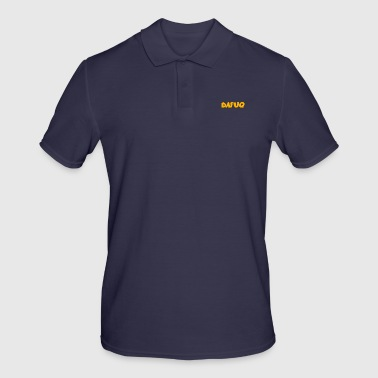 Dafuq new wave omfg - Men's Polo Shirt