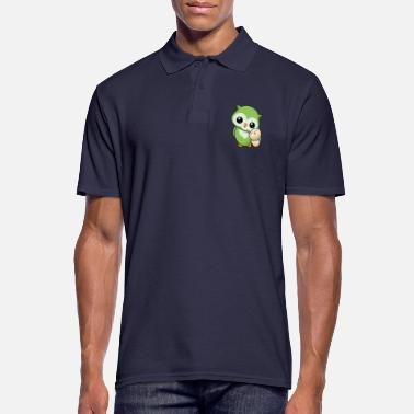 Siblings Owls siblings - Men's Polo Shirt