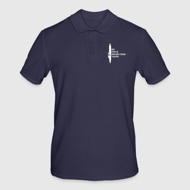 My pen is bigger funny witty - Men's Polo Shirt