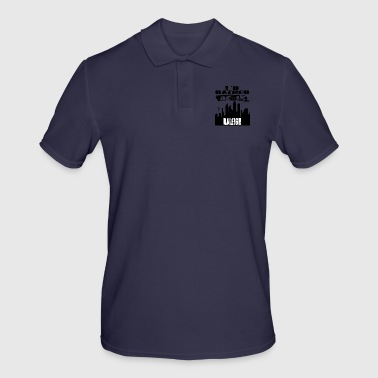 Raleigh Gift Id rather be in Raleigh - Men's Polo Shirt