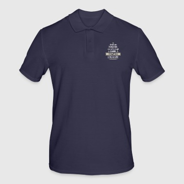 GIFT CREATES THAT NO Pastry Chef - Men's Polo Shirt