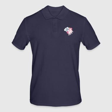 Pretty girl - unicorn - Pretty unicorn - Men's Polo Shirt
