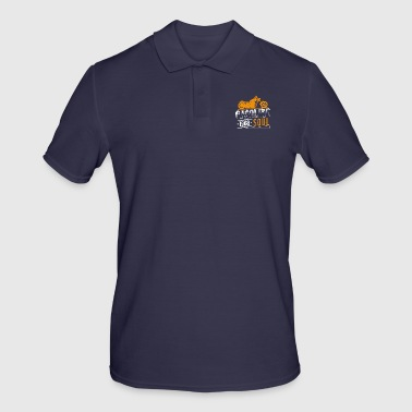 Gasoline Soul | Gasoline inspired - Motorcycles - Men's Polo Shirt