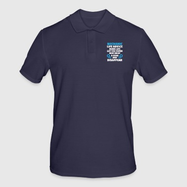 Advice for the mechanic - Men's Polo Shirt