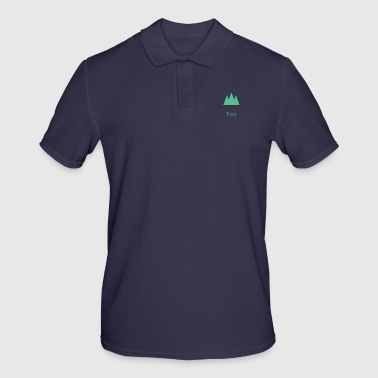 Tree Trees tree trees - Men's Polo Shirt