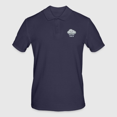 rain cloud - Men's Polo Shirt