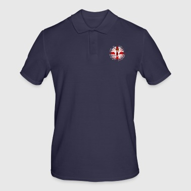 Northern Ireland Emblem Retro - Men's Polo Shirt