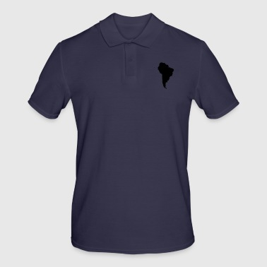South America - Men's Polo Shirt