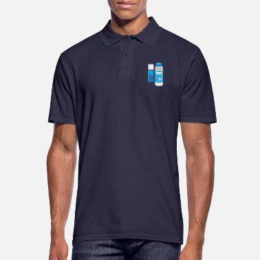 Milk milk - Men's Polo Shirt