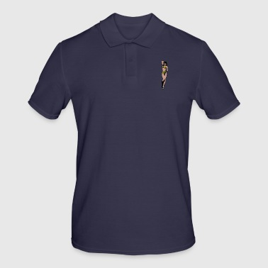 femme pinup - Polo Homme