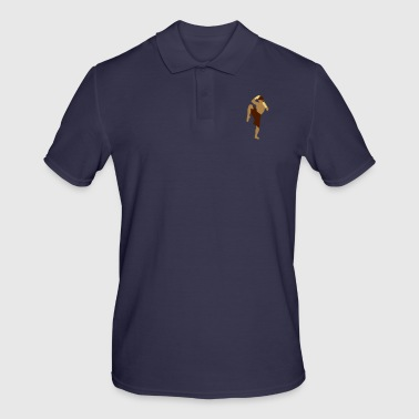 martial artists - Men's Polo Shirt