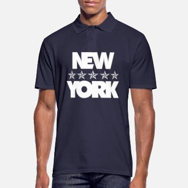 New York NEW YORK - Polo Homme