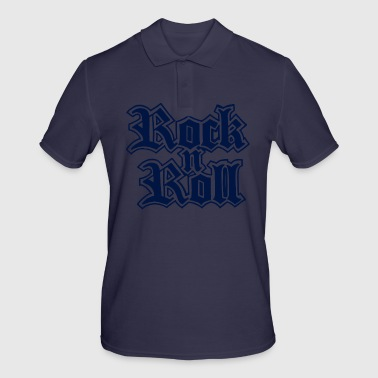 Rock n 'Roll - Men's Polo Shirt