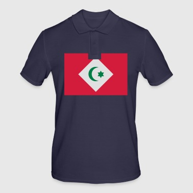 Flag of the Republic of the Rif - Men's Polo Shirt
