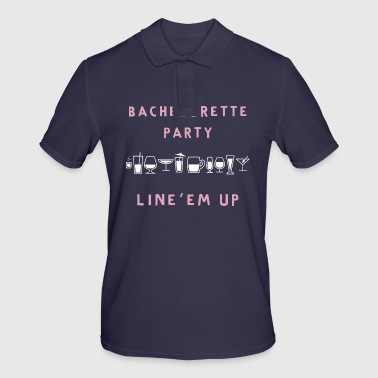 Bachelorette Party - Men's Polo Shirt