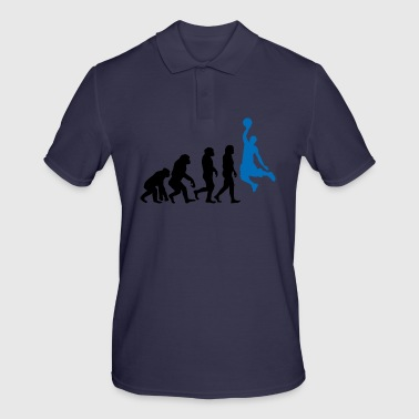 ++ Basketball Slam Dunk Evolution ++ - Men's Polo Shirt