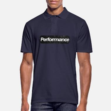 Performance PERFORMANCE VINTAGE - Men's Polo Shirt