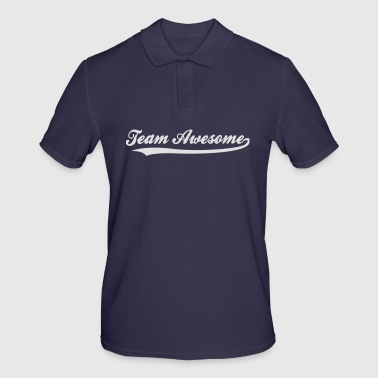 Team Awesome! - Men's Polo Shirt