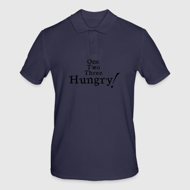 hungry! - Men's Polo Shirt