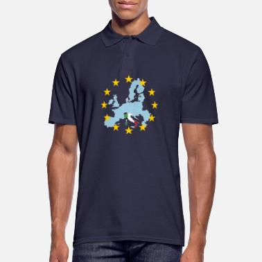European Union EU Italia (EU Italy) - Men's Polo Shirt
