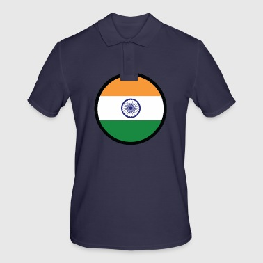 Under The Sign Of India - Men's Polo Shirt