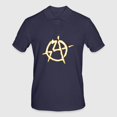 ANARCHY INK - Men's Polo Shirt