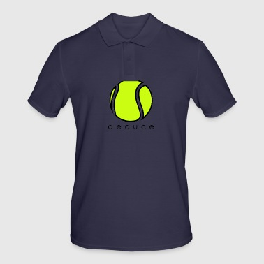 tennis - Men's Polo Shirt