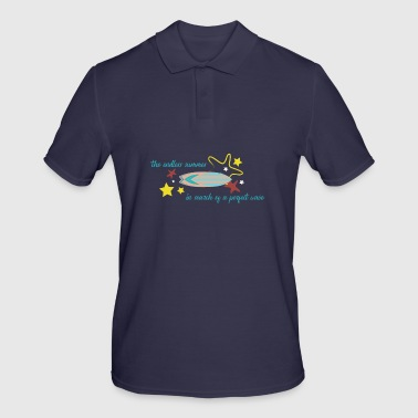 the endless summer - Men's Polo Shirt