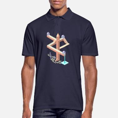 Tribute Monument Valley tribute - Men's Polo Shirt