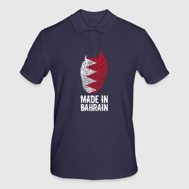 Made In Bahrain / البحرين / Bahrain - Men's Polo Shirt