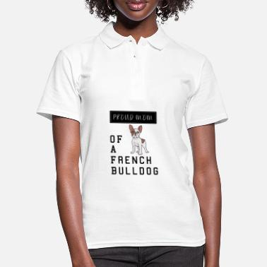 Bulldog Frenchie Lover Dog Lover Hundebesitzer Design - Frauen Poloshirt