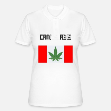 Cannabis Cannabis Cannabis Gift Cannabis Legal - Women's Polo Shirt