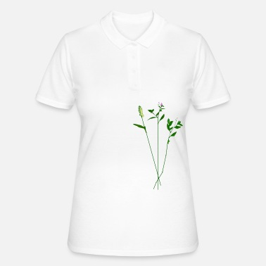 Grass grasses - Women's Polo Shirt
