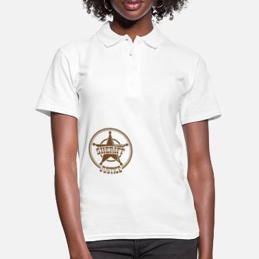 Rodeo Sheriff Stern - Women's Polo Shirt