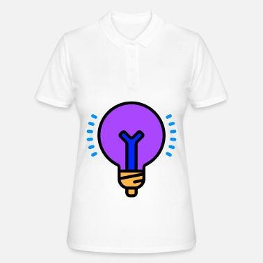 Blue Light Blue light - Women's Polo Shirt